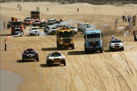 L'Africa Eco Race - le vrai Dakar Africa-plage