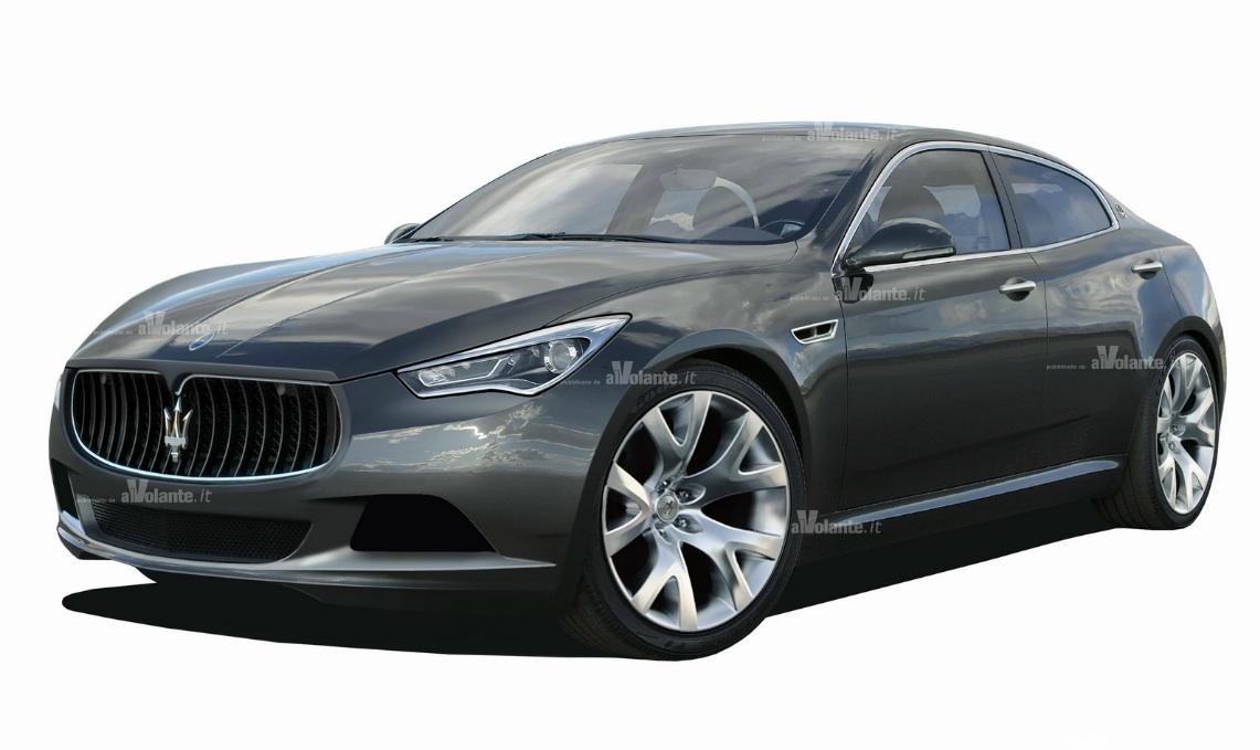 2014 - [Maserati] Ghibli - Page 2 Maserati-baby-Quattroporte