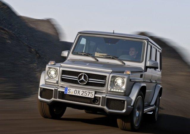 Mercedes-Benz  - Page 2 Novi-mercedes-g-klase
