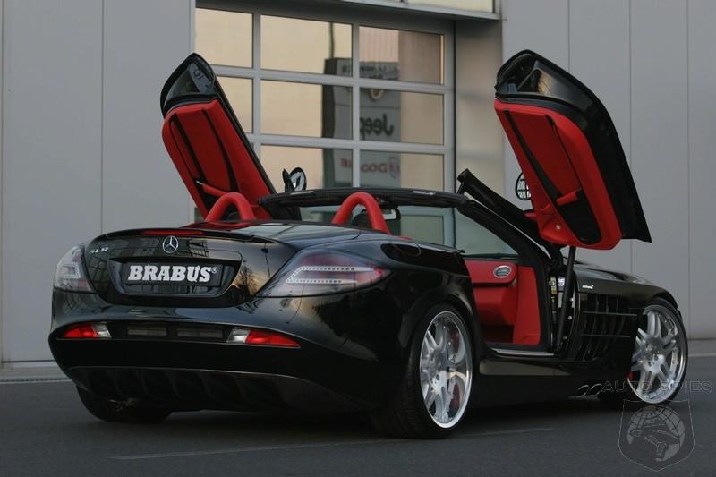 Mercedes-Benz SLR BRABUS%20SLR%20Roadster%201