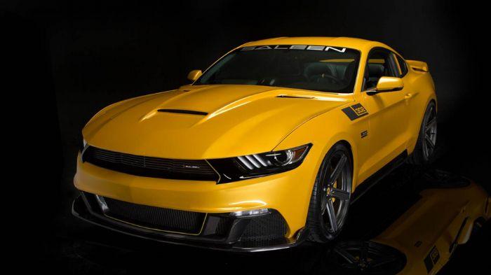 Mustang 750 ίππων Saleen-24315