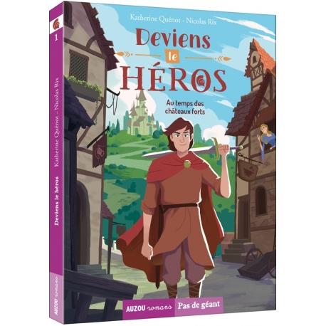 Nouveautés... - Page 18 Deviens-le-heros-au-temps-des-chateaux-forts