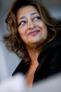 Zaha Hadid vodeći arhitekta sveta i njeni projekti Zaha-Hadid-by-Simone-Cecchetti-200x300