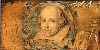 Wiliam Shakespeare - Page 2 Blake-Shakespeare-18001803-Manchester-City-Art-Galleries