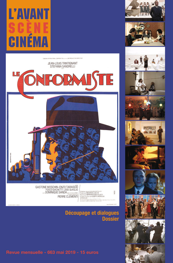 LE BON NUMERO - Page 30 Couverture-avant-scene-cinema-663-le-conformiste-bernardo-bertolucci