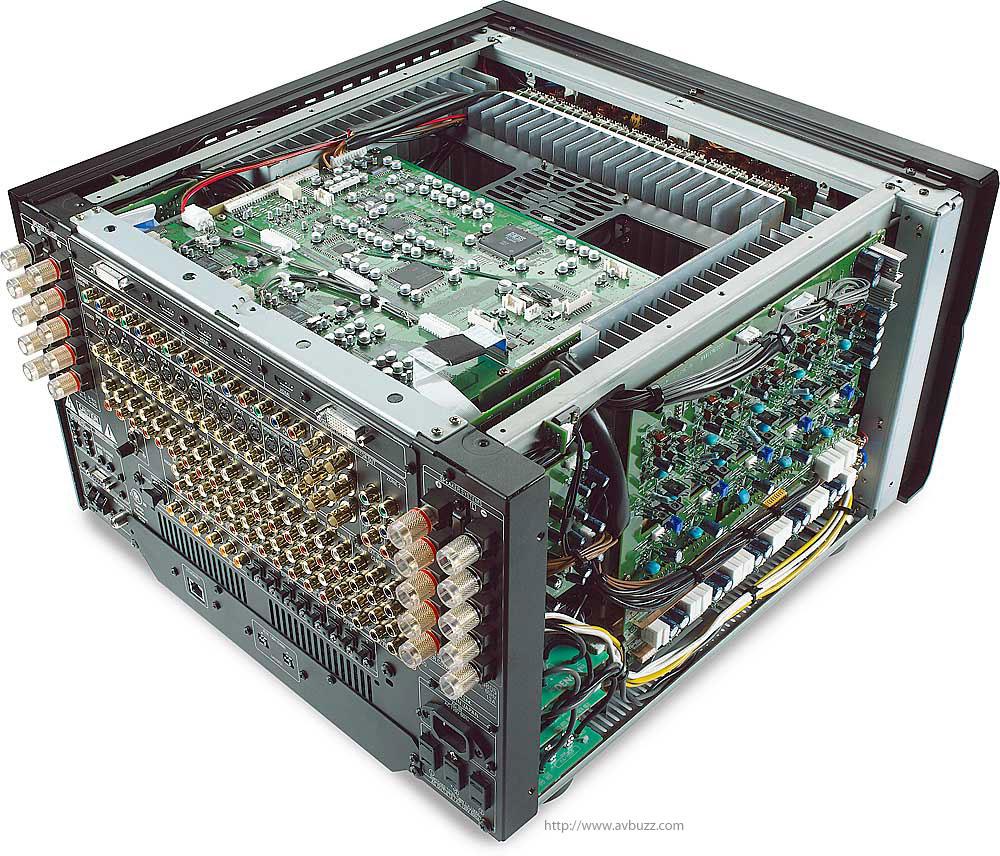 DENON AVC-A1XV AVR-5805-side-top-view