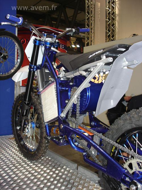 Evolt Deer : motocross électrique qui envoie du lourd Evolt_03