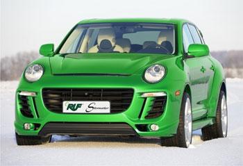 Porsche Cayenne électrique Eruf_stormster_01