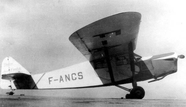 Société des avions Caudron Caudron_c410_1