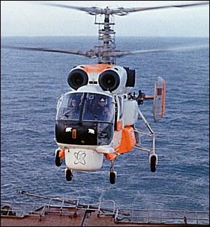 KAMOV - o pai do helicoptero coaxial russo Ka-32s_1