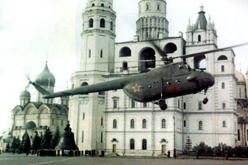 Unión - Mil Mi-4 helicóptero de transporte  ( Unión Soviética ) Mi-4_1