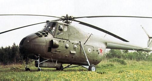 Unión - Mil Mi-4 helicóptero de transporte  ( Unión Soviética ) Mi-4_10