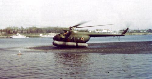 Unión - Mil Mi-4 helicóptero de transporte  ( Unión Soviética ) Mi-4_13