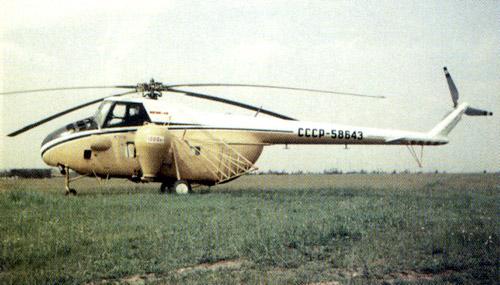 Unión - Mil Mi-4 helicóptero de transporte  ( Unión Soviética ) Mi-4_19