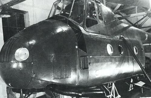 Unión - Mil Mi-4 helicóptero de transporte  ( Unión Soviética ) Mi-4_2