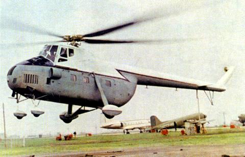 Unión - Mil Mi-4 helicóptero de transporte  ( Unión Soviética ) Mi-4_24