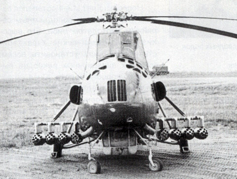 Unión - Mil Mi-4 helicóptero de transporte  ( Unión Soviética ) Mi-4_32