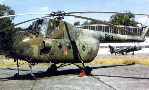 Unión - Mil Mi-4 helicóptero de transporte  ( Unión Soviética ) Mi-4_35