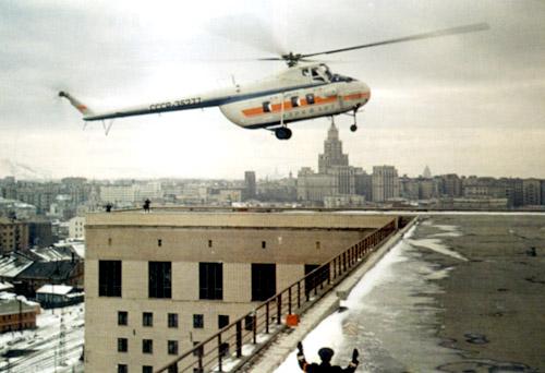 Unión - Mil Mi-4 helicóptero de transporte  ( Unión Soviética ) Mi-4_38