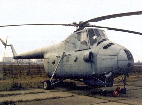 Unión - Mil Mi-4 helicóptero de transporte  ( Unión Soviética ) Mi-4_40