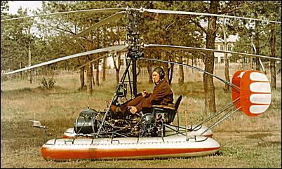 KAMOV - o pai do helicoptero coaxial russo Ka-10
