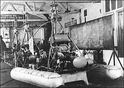 KAMOV - o pai do helicoptero coaxial russo Ka-10_1