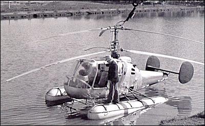 KAMOV - o pai do helicoptero coaxial russo Ka-15