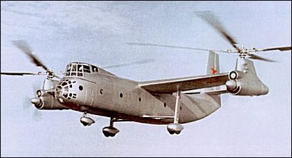 KAMOV - o pai do helicoptero coaxial russo Ka-22