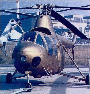 KAMOV - o pai do helicoptero coaxial russo Mi-1_1