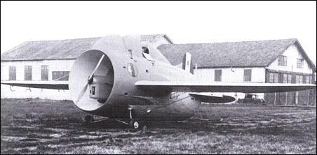 """Aviones """"curiosos"""" de la SGM - Página 2 Caproni_stipa"""