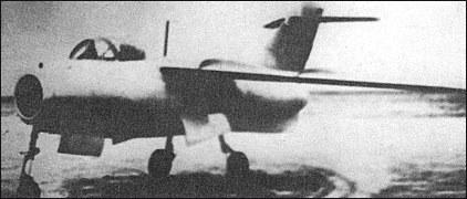 Lavochkin - avioni konstruktora Lavočkina La-172
