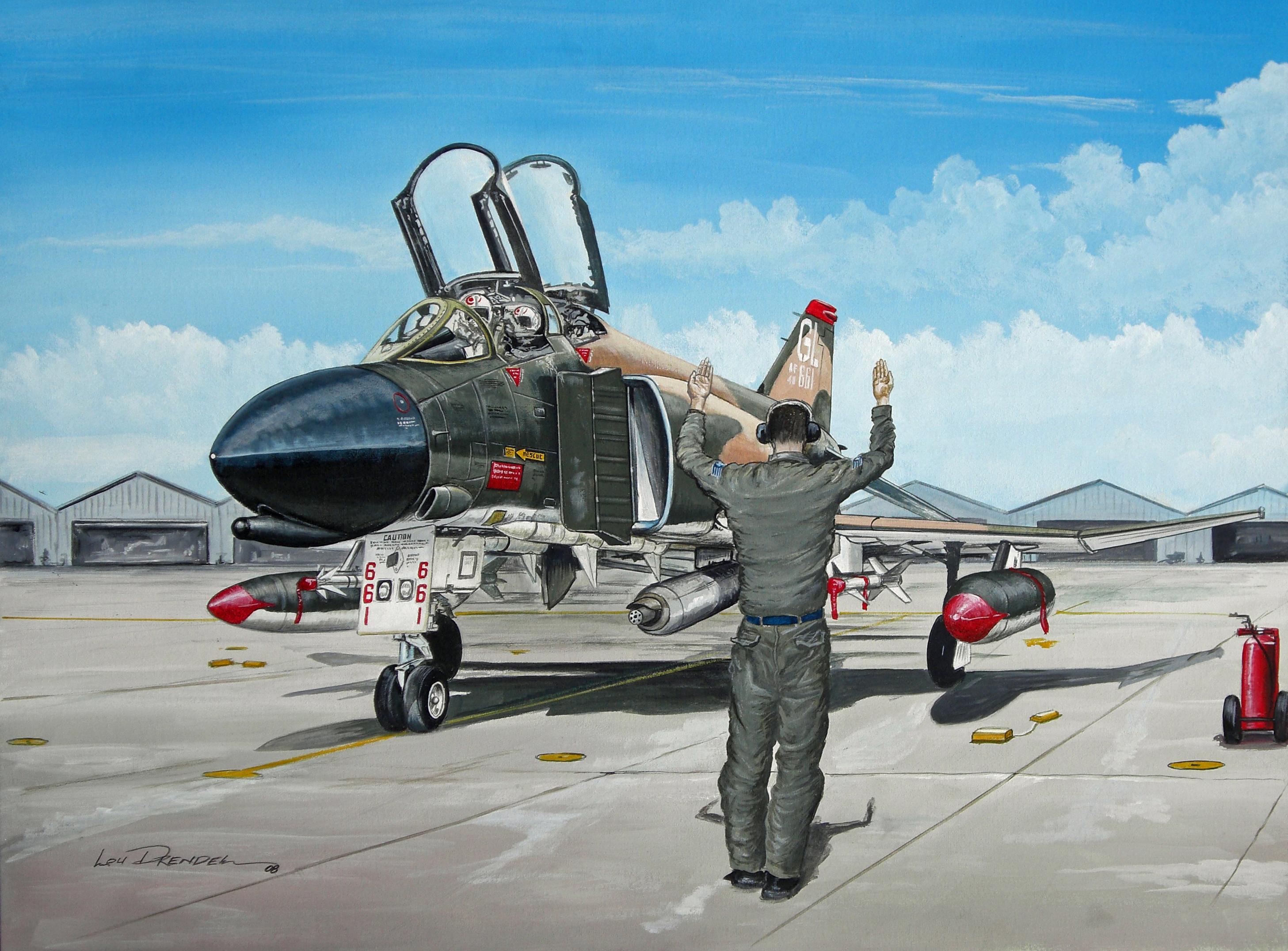 New aviation art... - Page 2 AnackiPhantom