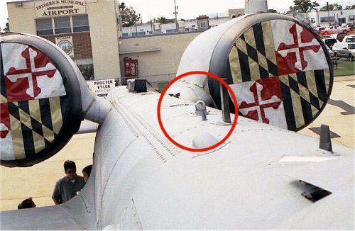 les feux des avions - Feux de positions et phares des avions Feux11