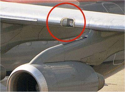 les feux des avions - Feux de positions et phares des avions Feux13