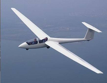 Oportunidade, Bolsa de Estudos para o Curso de Piloto Planador Planador