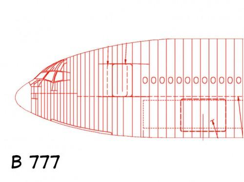 Sabe a secreta área 51? Pois a área 41 é muito mais importante para a Boeing. B777-500x372