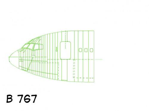 Sabe a secreta área 51? Pois a área 41 é muito mais importante para a Boeing. B767-500x372