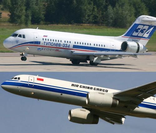 Sabe a secreta área 51? Pois a área 41 é muito mais importante para a Boeing. Tupolevs-500x427