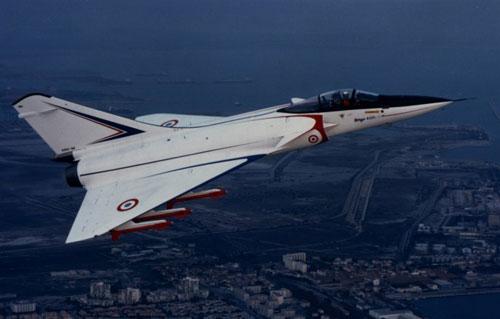 المقاتله ميراج 4000  Mirage-4000