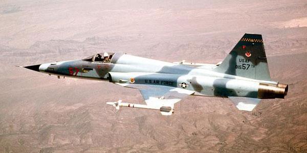 الطائرة المقاتلة المتعددة المهام F – 20 Tigershark Gf5