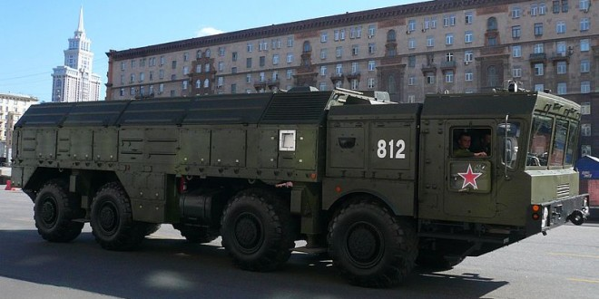 Armée Russe / Armed Forces of the Russian Federation - Page 30 Iskander-camion_Russie-660x330