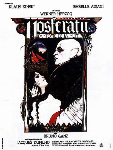 Les plus belles affiches de cinéma - Page 3 Nosferatu