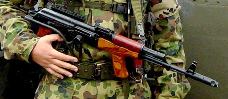 Romanian AIMS-74 calibru 5,45mm   Rom74023
