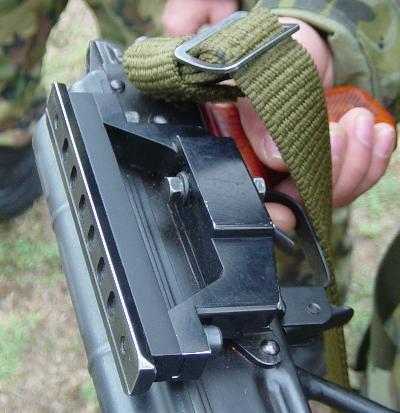 Romanian AIMS-74 calibru 5,45mm   Rom74024