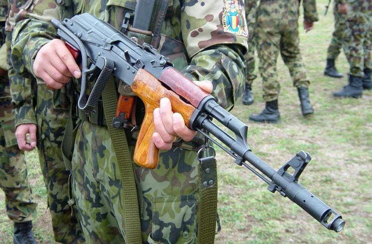 Romanian AIMS-74 calibru 5,45mm   Rom74025