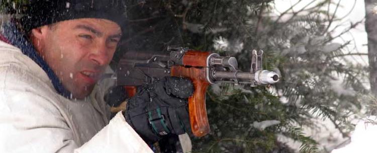 Romanian AIMS-74 calibru 5,45mm   Rom74028