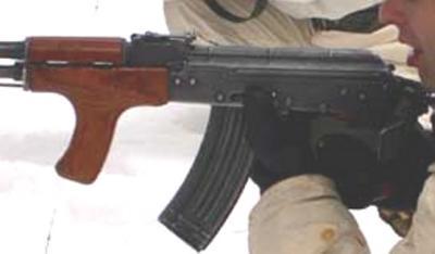 Romanian AIMS-74 calibru 5,45mm   Rom74029
