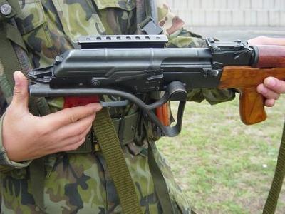 Romanian AIMS-74 calibru 5,45mm   Rom74001