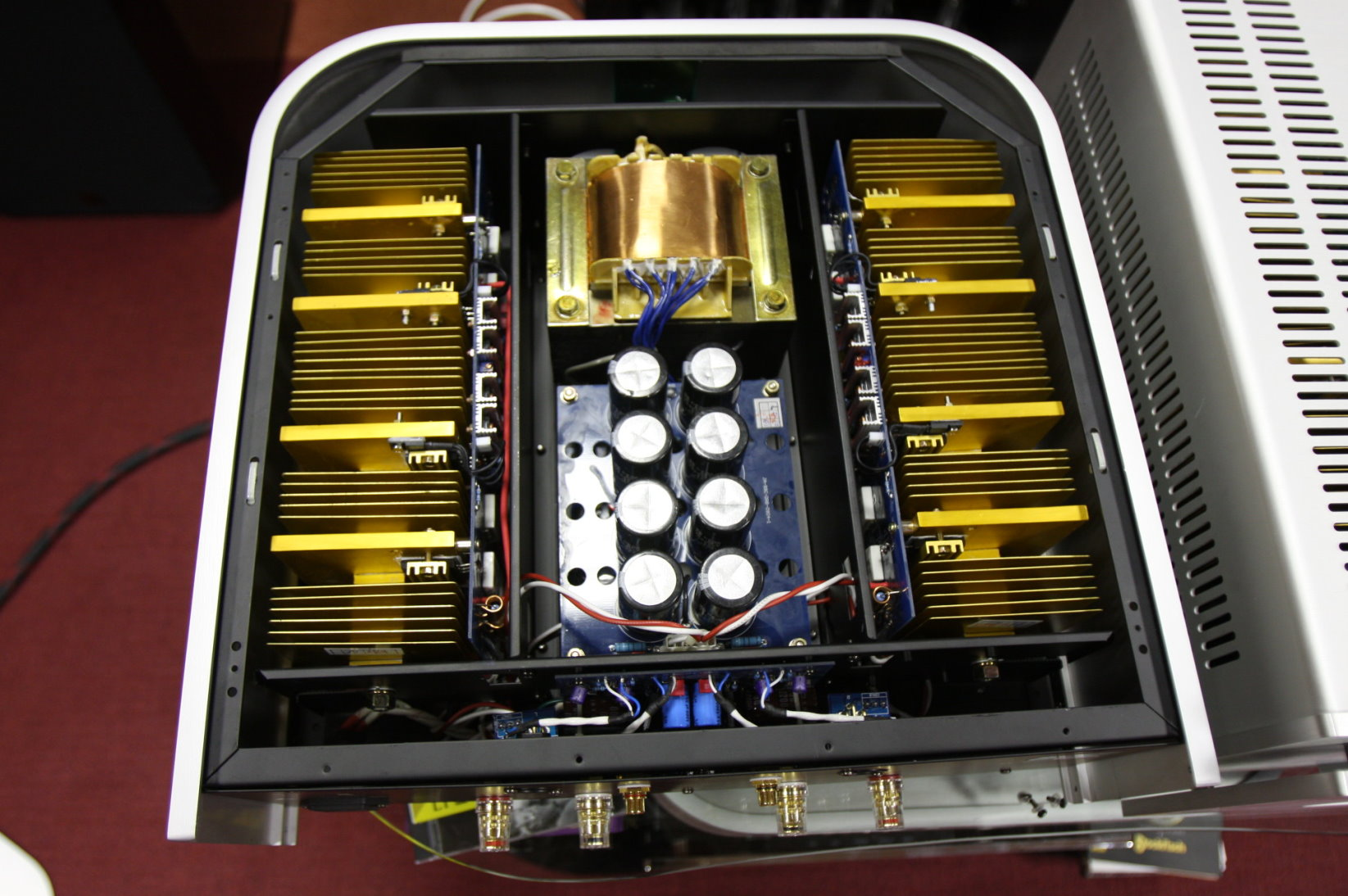 """Amplificador """"chinoca""""  JungSon, HEDO / DURO Post-36-1269511203"""