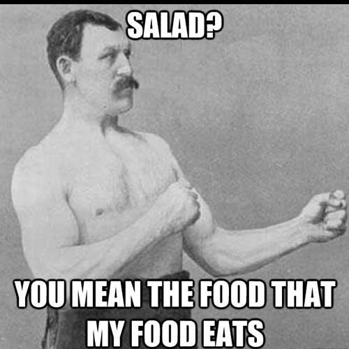 The RANDOM thread Vol. 1 Salad1